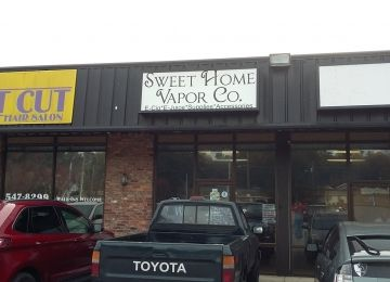 Sweet Home Vapor Co