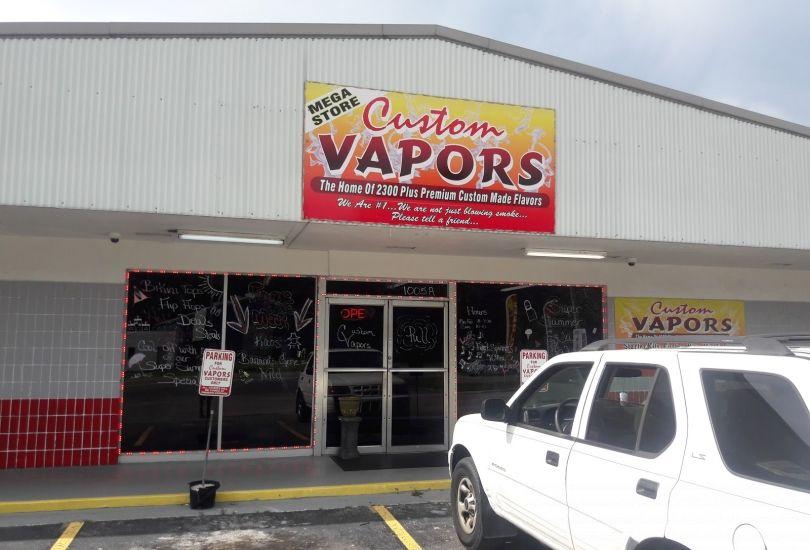Custom Vapors Inc.