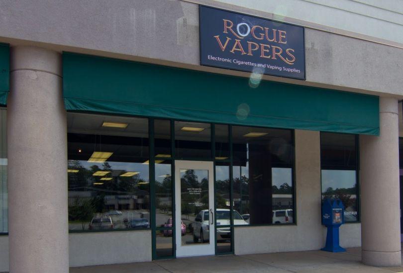 Rogue Vapers
