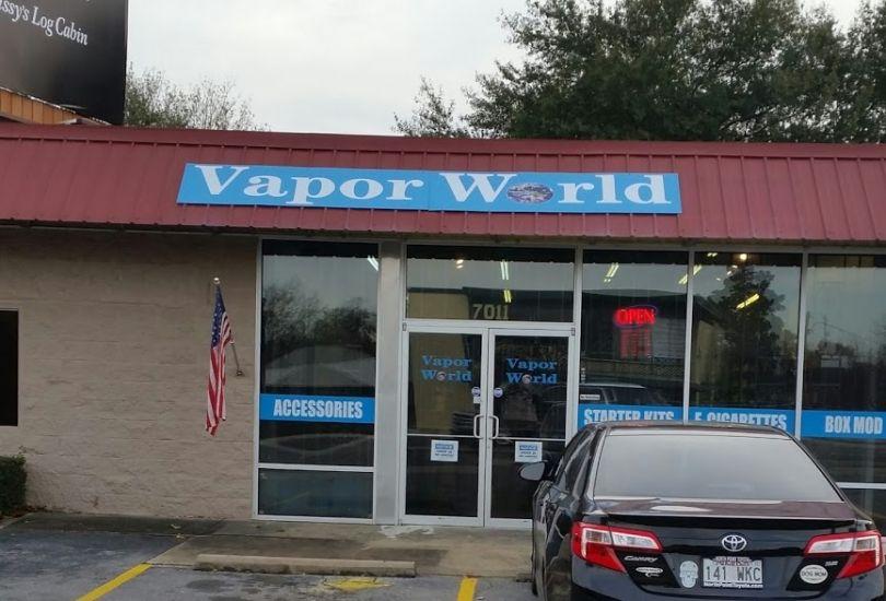 Vapor World Cantrell