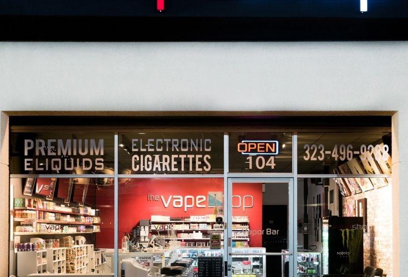The Vape Shop - 125 N Western Ave #104 Los Angeles, CA