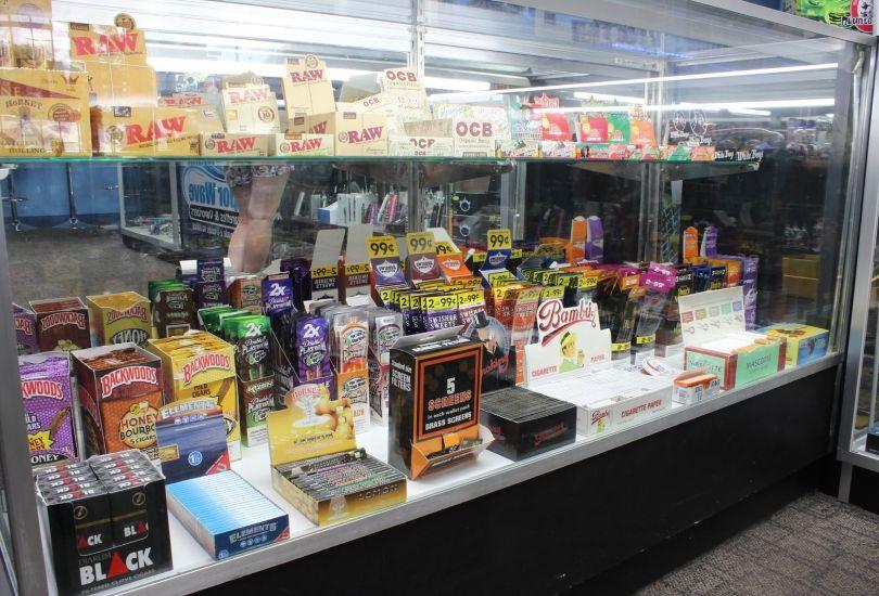 Vapor Wave Smoke Shop