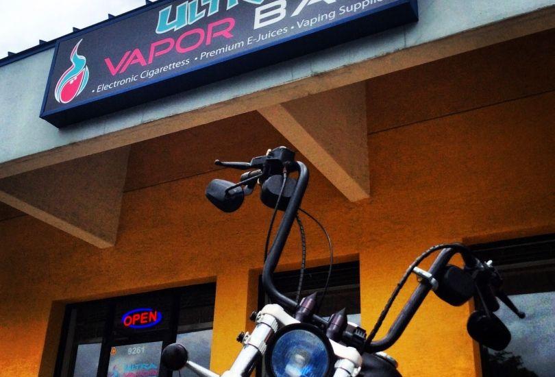 Ultra Vapor Bar
