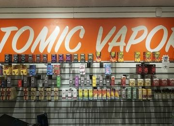 Atomic Cloud Vapor