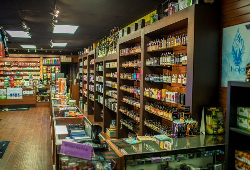 Lets Vape & Smoke Shop KC - 3745 Broadway Blvd Kansas City, MO