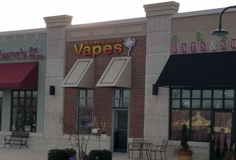 South Hanover Vapes - 1446 Baltimore St Hanover, PA