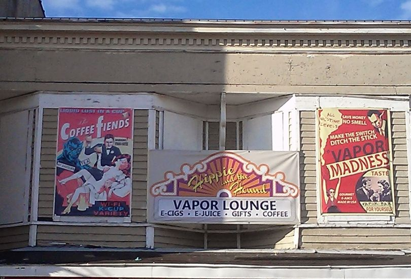Hippie and the Hound Vapor Store and Lounge