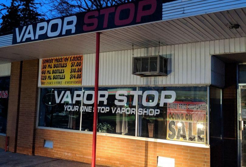 Vapor Stop