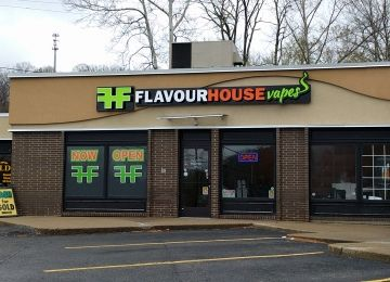 Flavour House Vapes