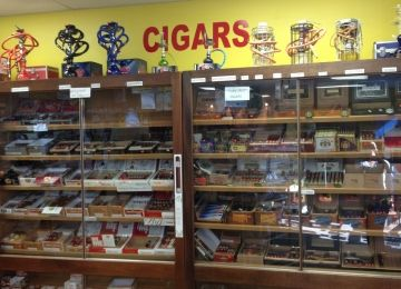 Cigarette Outlet & Vapor Lounge