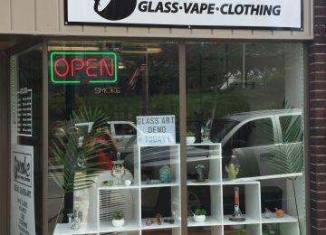 Smoke Glass and Vape