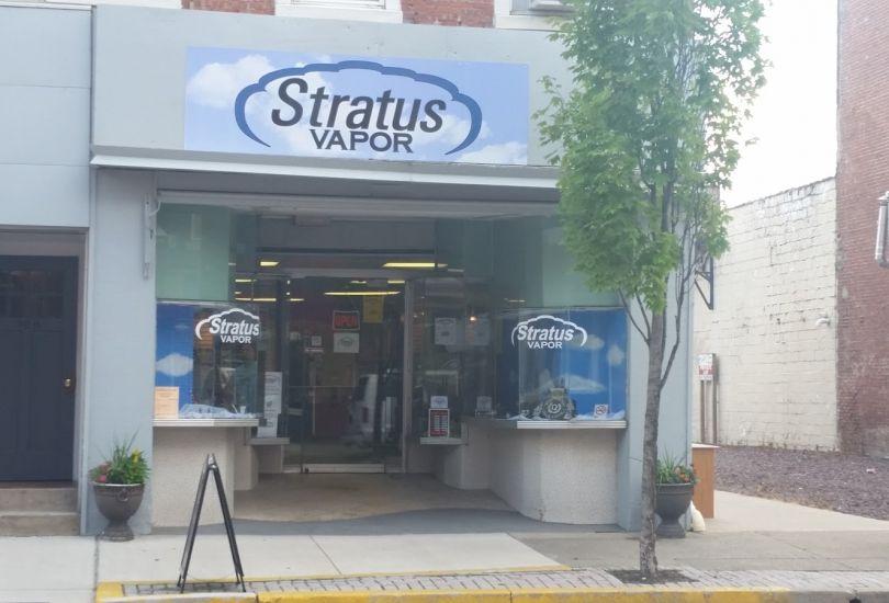 Stratus Vapor Shops