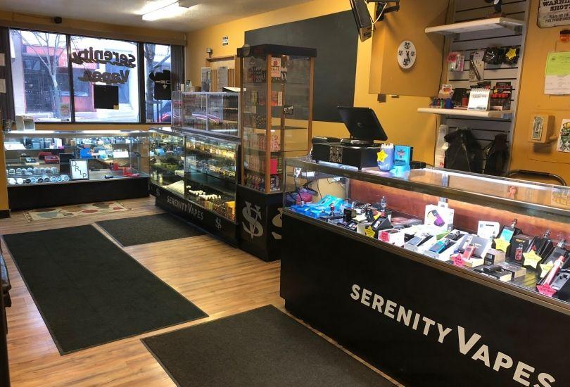 Serenity Vapes - 25 N Main St Washington, PA