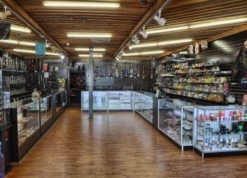 High Life Smoke Shop Columbia