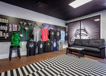 Illuminati Smoke Shop