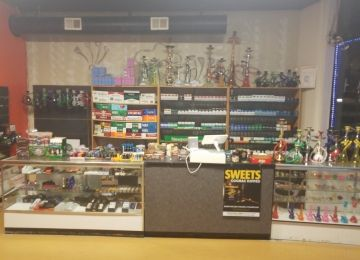 Tobacco And Vape Store