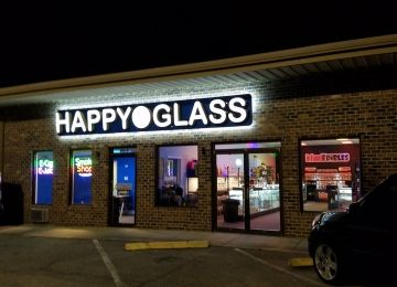 The Happy Glass Company