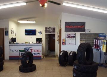 Cory's ET Tire Factory