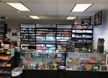 Thrifty Smoke Shop