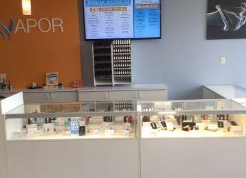 Saffire Vapor Retail Store
