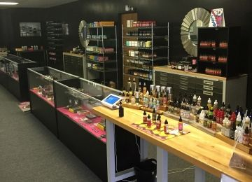 Pink Cloud Vape Shop and Lounge