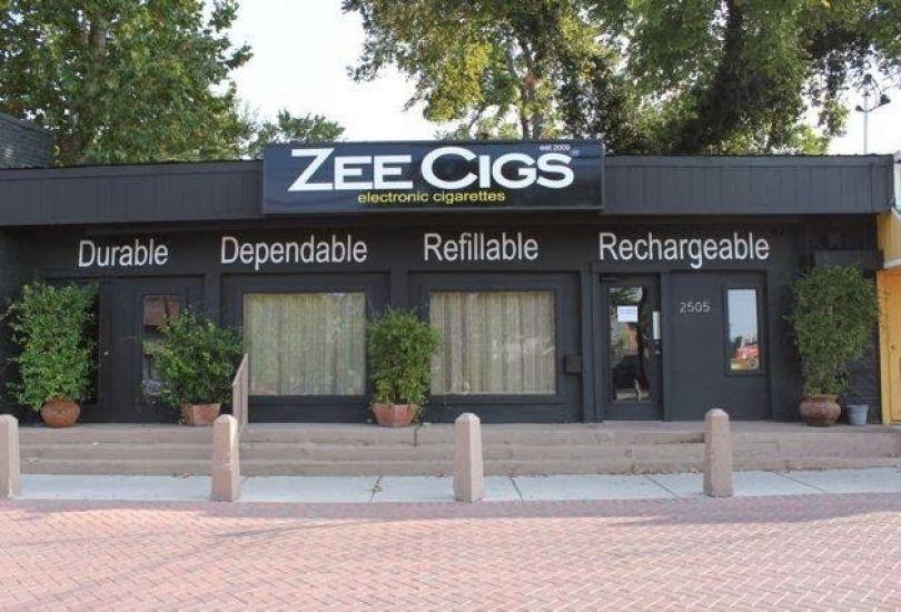 Zee Cigs Vapor Store eCigarettes