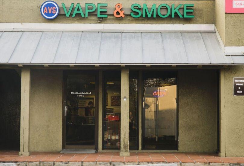 Austin Vape and Smoke - West Gate