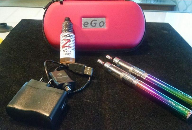 Zee Cigs Vapor Electronic Cigarettes