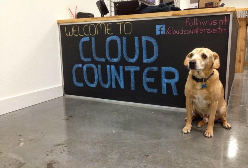 Cloud Counter Vapor