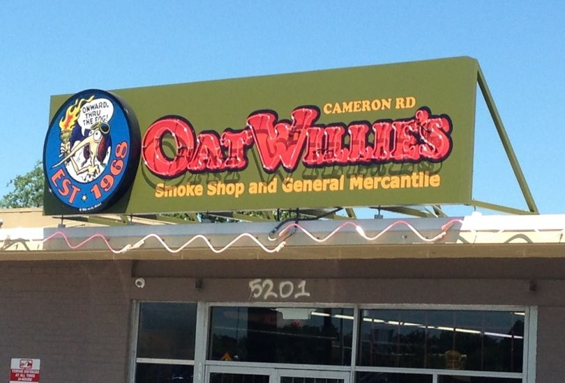 Oat Willie's Cameron Road
