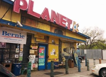 Planet K Texas - Cesar Chavez