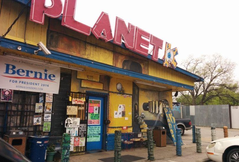 Planet K Texas - Cesar Chavez