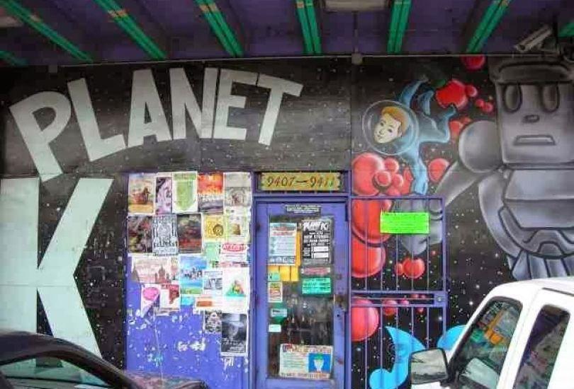 Planet K Texas - North
