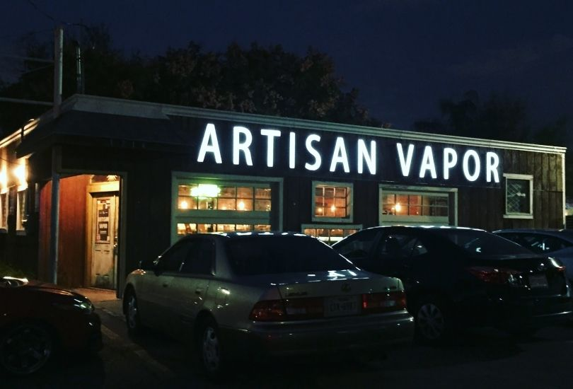 Artisan Vapor Company Houston