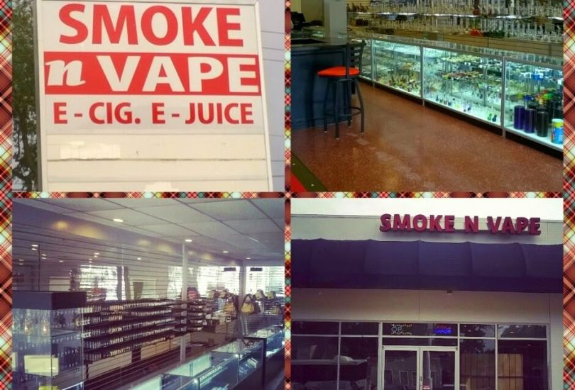 Rock N Roll It Smoke & Vapeshop