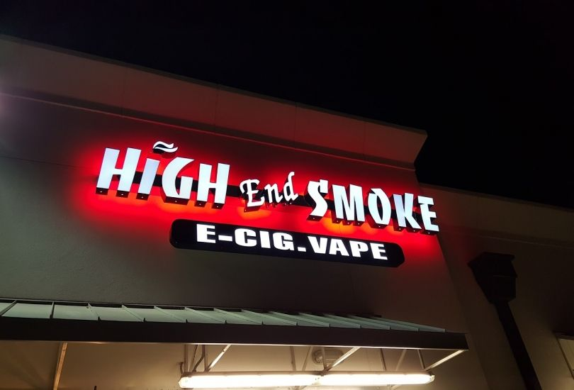 High End Smoke Shop