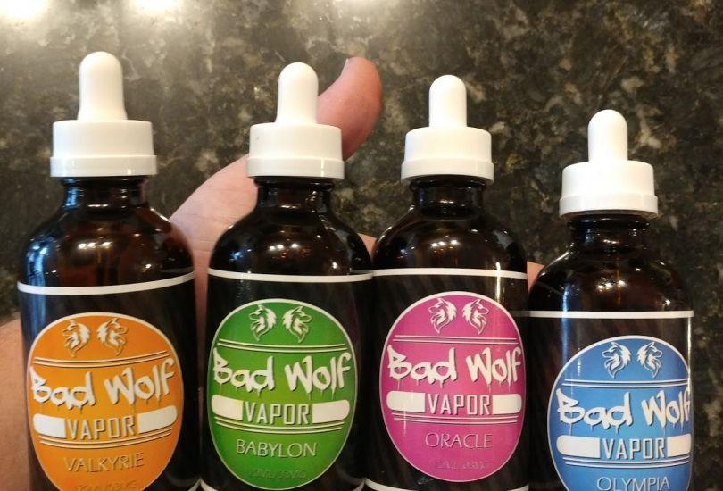 Bad Wolf Vapor