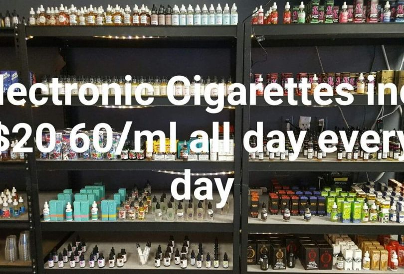 Electronic Cigarettes inc