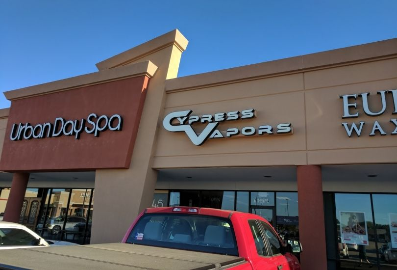 Cypress Vapors - Copperfield