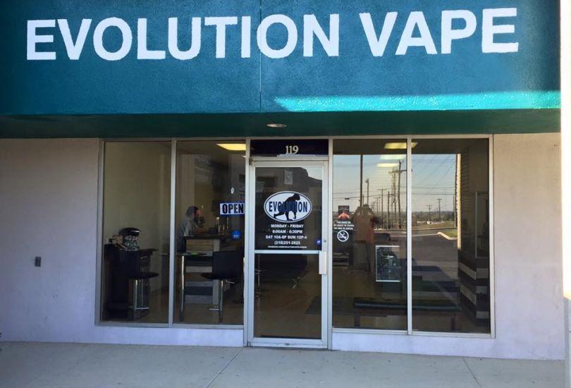 Evolution Vape Lounge