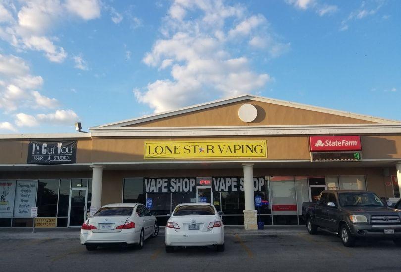 Lone Star Vaping of San Antonio