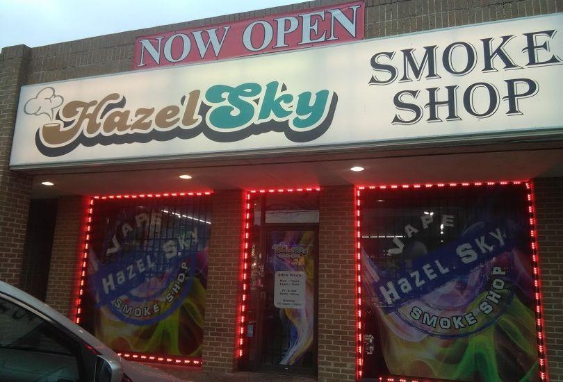 Hazel Sky Smoke & Vape #1 Fredericksburg