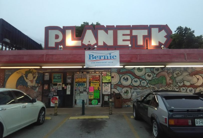 Planet K Texas - Central
