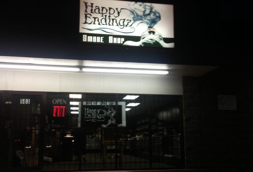 Happy Endingz smoke shop #2