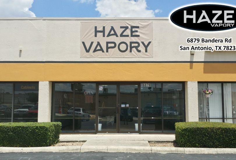 Haze Vapory