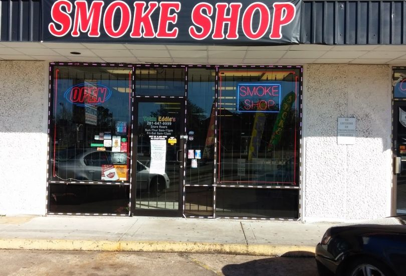 Tokin Eddie's Smoke Shop