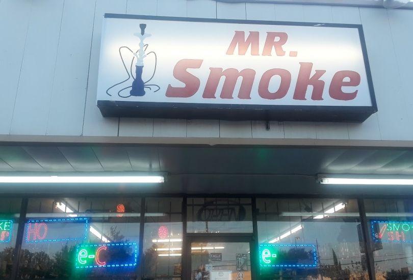 Mr Smoke