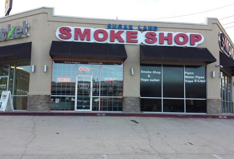 Sugar Land Smoke Shop (smoke shop & vape outlet )