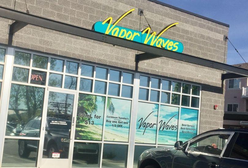 Vapor Waves