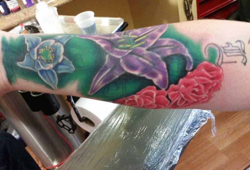 Mack's Tattoo Shop